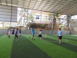 Soccer ministry